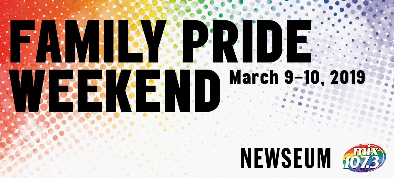 Family Pride Weekend